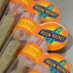 pre rolls with rosin in tubes