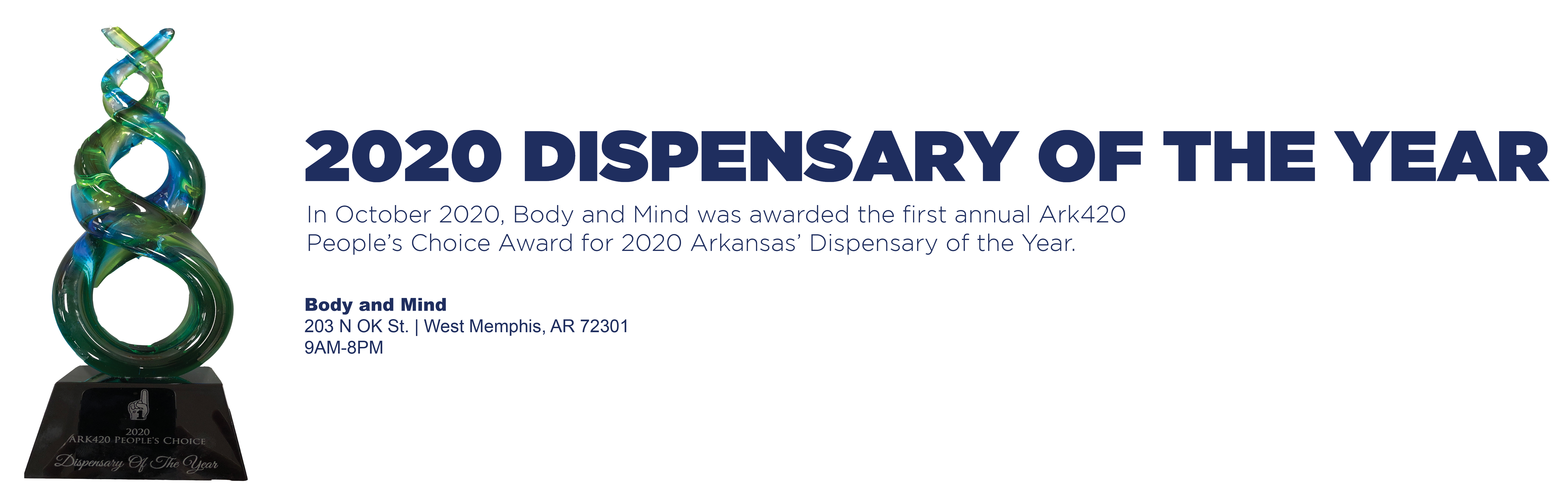 West Memphis Arkansas Dispensary, West Memphis Dispensary